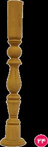 نرده جامی شیاری ۷×۷